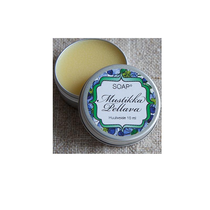 Soap Mustikka-Pellava huulivoide