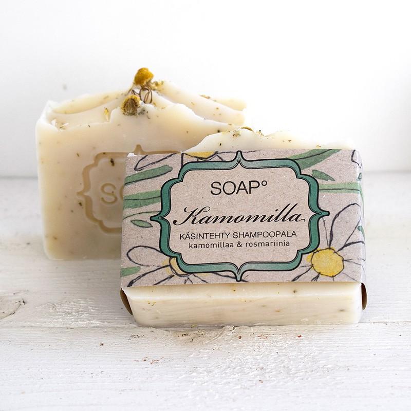 Soap Kamomilla saippua