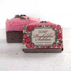 Soap Puolukka-Suklaa saippua
