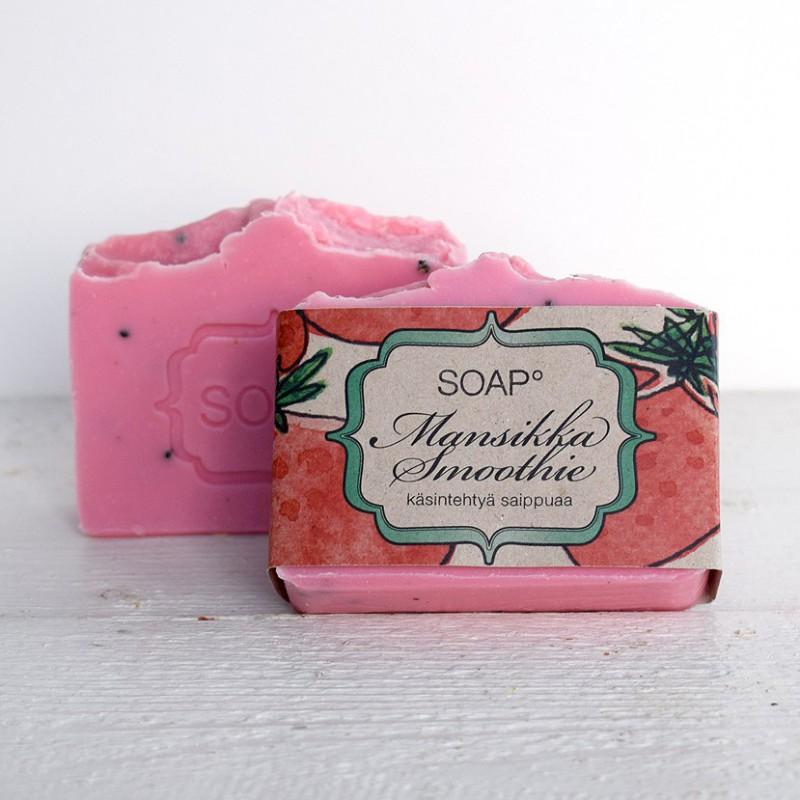Soap Mansikka saippua