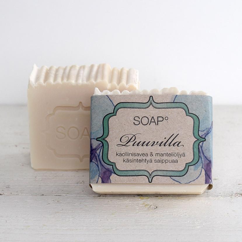 Soap Puuvilla saippua