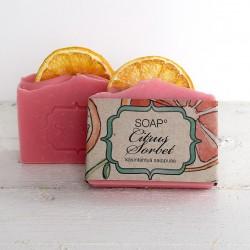 Soap Citrus Sorbet saippua