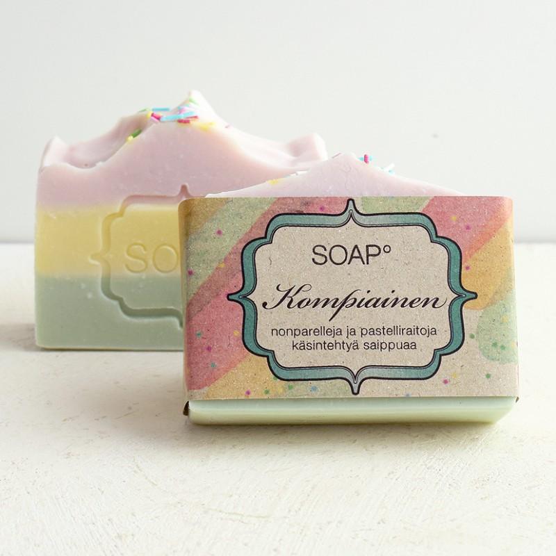 Soap Kompiainen saippua