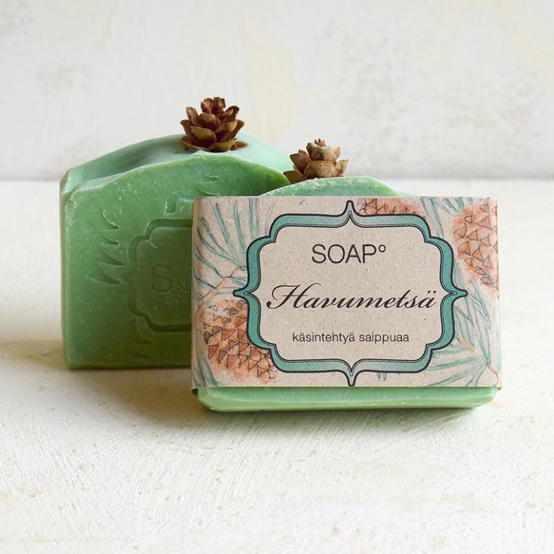 Soap Havumetsä saippua